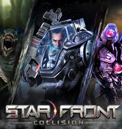 Star Front: Collision HD
