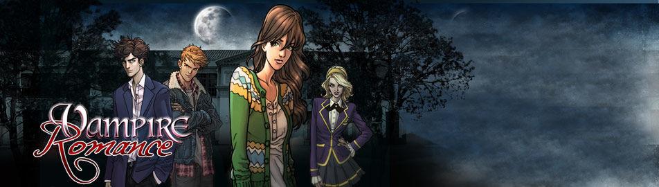 Vampire romance jar games