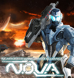 N.O.VA. Near Orbit Vanguard Alliance HD