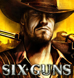 Six-Guns: Confronto de Gangues HD
