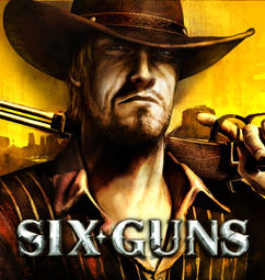 Six-GunsSix-Guns: Gang Showdown