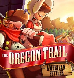The Oregon Trail: os colonos