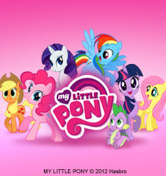 MY LITTLE PONY - Friendship is Magic HD