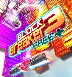 Block Breaker 3 Free+