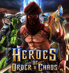 Heroes of Order & Chaos - Jogo multijogador on-line