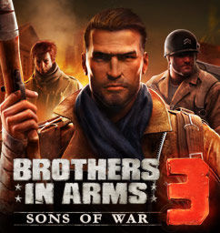 Brother in Arms 3 Apk Gratis