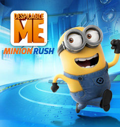 GRU. MI VILLANO FAVORITO: Minion Rush HD