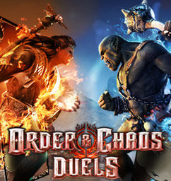 Order & Chaos Duels -Trading Card Game