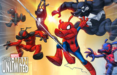 New Spider-Man Unlimited Update