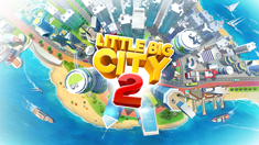 Little Big City 2 disponible sur Google Play !