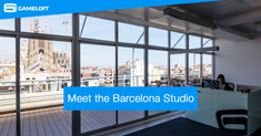 D�couvre le studio Gameloft de barcelone !