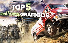 TOP 5 - GR�FICOS