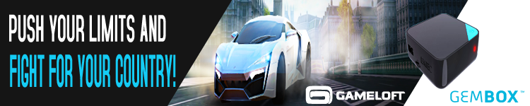 Event from 01/12 to 05/12 ! The #GEMBoxChallenge phase 2 is now with a 4K TV to win !