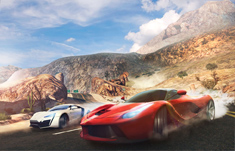 Asphalt 8 Tops Racing Charts