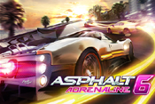 Asphalt 6: Adrenaline & N.O.V.A. 2 HD Hit The App Store