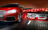 Gameloft and Audi Shift Gears To Launch A Free App, Asphalt Audi RS 3, on iPhone/iPod Touch Devices   Offers Consumers A Chance to Win A Brand New  Audi A3 Sportback