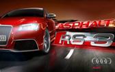 Gameloft et Audi lancent une application gratuite, Asphalt Audi RS 3, pour iPhone et iPod touch  Les joueurs pourront gagner l'Audi A3 Sportback
