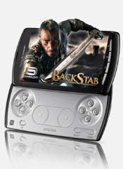 Gameloft to Launch BackStab Exclusively on Sony Ericsson Xperia PLAY