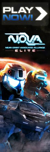 GAMELOFT LAUNCHES ITS FIRST 3D FPS ON FACEBOOK - N.O.V.A. NEAR ORBIT VANGUARD ALLIANCE: ELITE