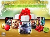 Gameloft Fête noël :  un jeu ou un pack IAP offert par jour !