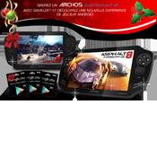 Gameloft Fête noël : 2 Archos GamePad 2 à GAGNER !