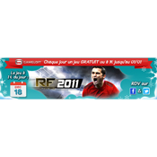 #PromoFreebox de Noël : Real Football 2011 à 1€ !