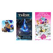 Les hits Gameloft se mettent à jour pour les fêtes : Thor Le Monde des Ténèbres, Total Conquest, My Little Pony !