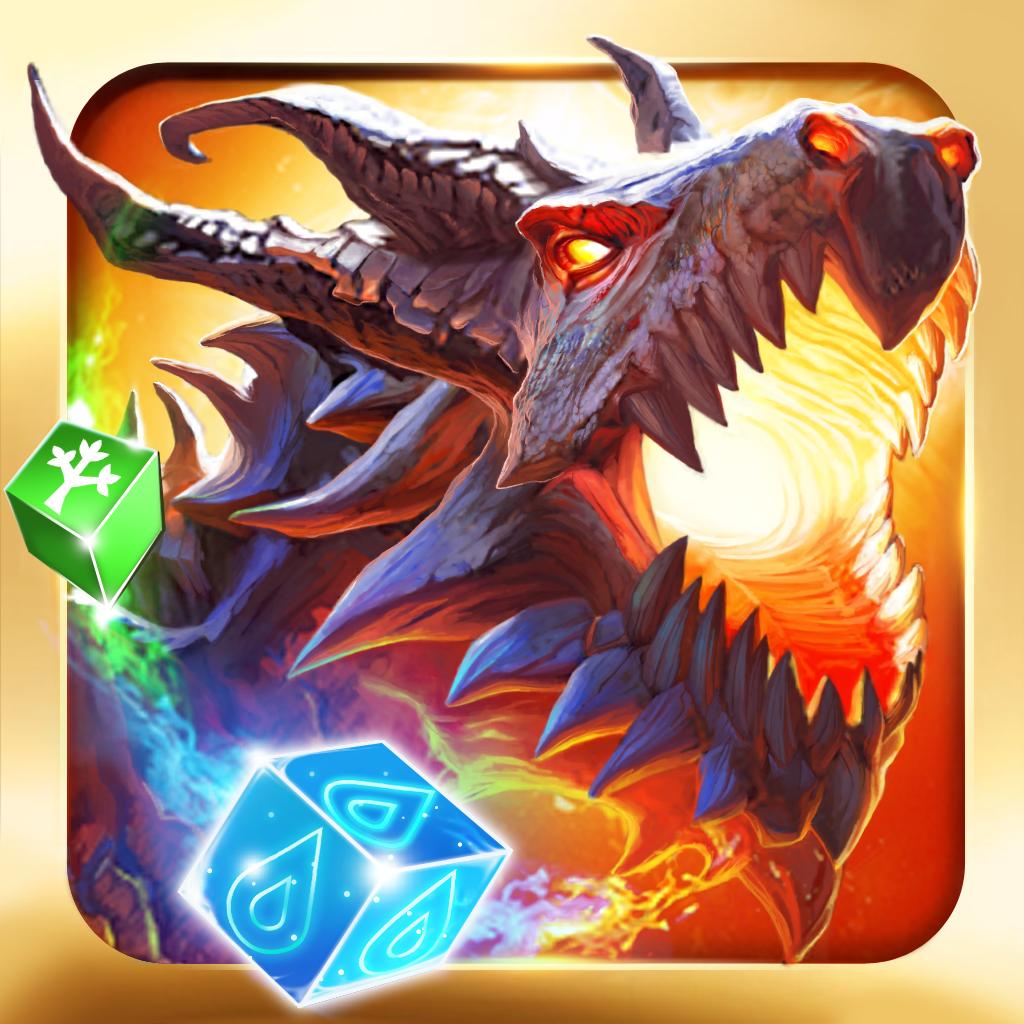 Dungeon Gems est disponible sur l'App Store et Google Play
