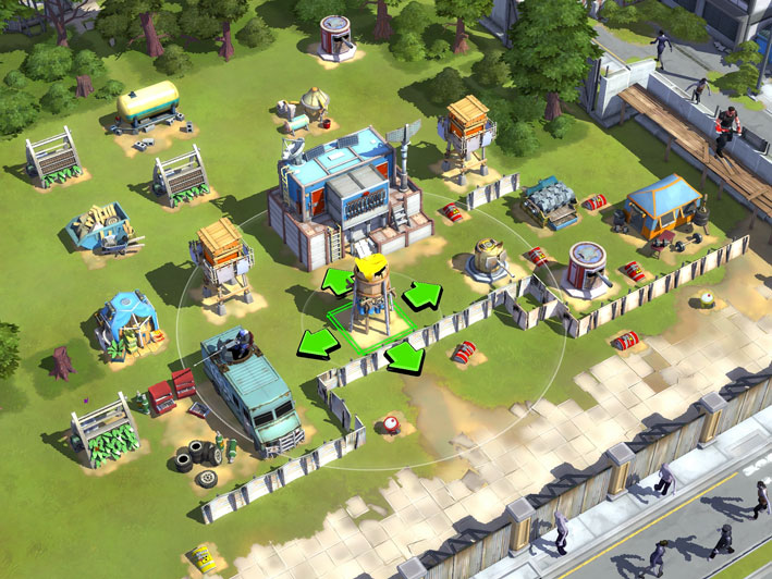 Zombie anarchy action strategy game official website voltagebd Image collections